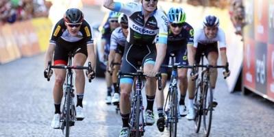 Mark Padun vince a Forlì, Team Colpack protagonista al Giro d'Italia U23