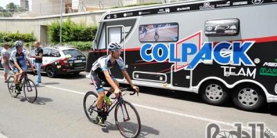 Team Colpack pronto al weekend Tricolore