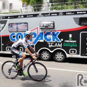 FORLI'-GABICCE MARE (PU) – 4/a tappa Giro d'Italia Under 23