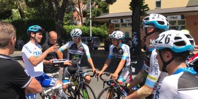 Diario Rosa/4: il Team Colpack racconta il Giro d'Italia Under 23