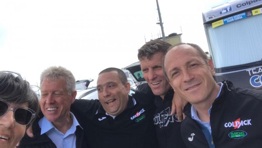 Diario Rosa/7: il Team Colpack racconta il Giro d'Italia Under 23