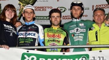 Enrico Zanoncello sfiora il successo a Parabiago