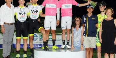 Attilio Viviani ed Enrico Zanoncello vincono la Tre Sere di Busto Garolfo