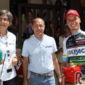 AOSTA – VALGRISENCHE (AO)- 4/a tappa Giro Valle d'Aosta