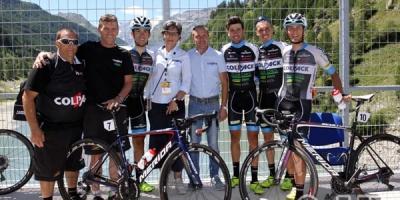 Team Colpack, tra pista e strada un altro weekend intenso