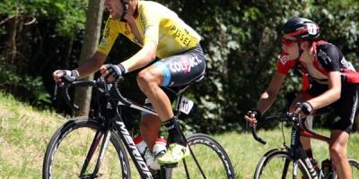 Carboni perde la leadership del Giro Valle d'Aosta. Lizde secondo nella crono di Orsago