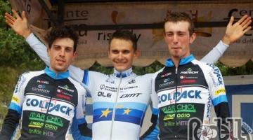 Team Colpack: sfilza di piazzamenti tra Monte Grappa e Barzago