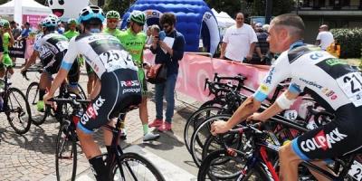 Team Colpack: è l'ora del Giro della Valle d'Aosta