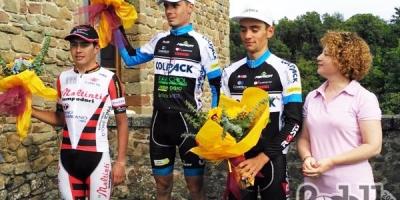Alessandro Fedeli a Vinci regala un'altra gioia al Team Colpack