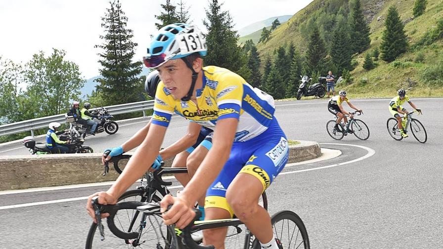 Team Colpack: nel 2018 arriverà Andrea Bagioli