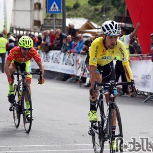 VILLENEUVE-INTROD (AO) – 2/a tappa Giro Valle d'Aosta