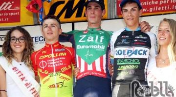 Stefano Oldani terzo al Gp Città di Felino