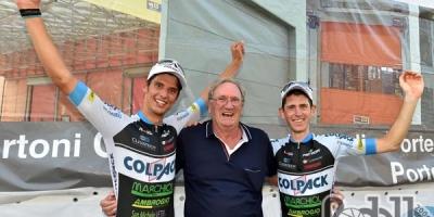 Andrea Garosio firma il tris a Rovescala