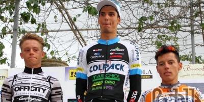 Andrea Toniatti mette il sigillo anche al Trofeo Lamonica di Osimo