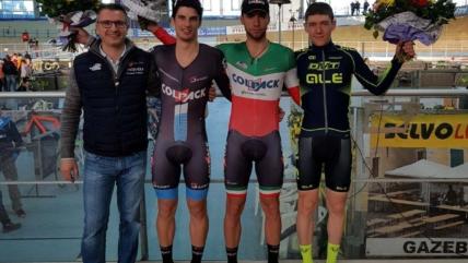 Team Colpack: Dalla Valle e Zanoncello subito vincenti a Montichiari