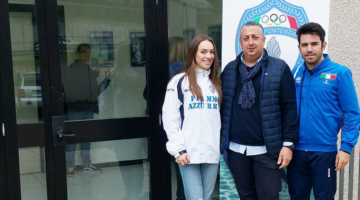 Il pistard Francesco Lamon entra nel Gs Fiamme Azzurre