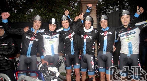 Team Colpack domenica a Treviso e Montecassiano