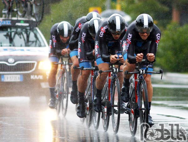 Team Colpack regina della Cronosquadre della Versilia. Zanoncello ancora 3° a Pianzano