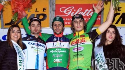 Team Colpack e un sabato da doppio podio: Sartor 2° a Capannori e Zanoncello 3° a Civitanova