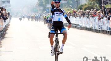 Piccola Sanremo, grande Colpack: 1° Rocchetti e 2° Romano. Oldani secondo alla Coppa del Grano