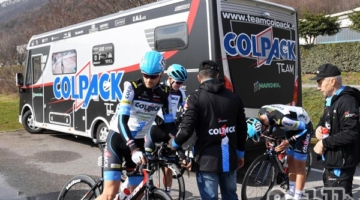 Team Colpack, arriva un intenso weekend