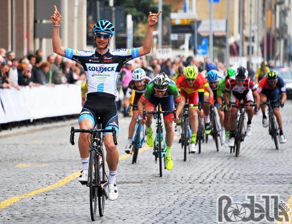Andrea Toniatti conquista la Torino-Biella