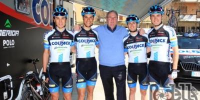 Team Colpack: gli impegni di domenica e del 25 aprile