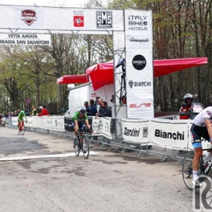 RADICOFANI-MONTE AMIATA (SI) – 2/a tappa Toscana Terra di Ciclismo – Eroica