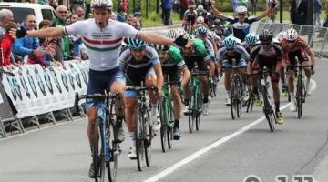 Vuelta al Bidasoa: Covi secondo in volata ad Hondarribia