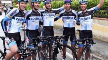 Il Team Colpack torna in Spagna per la Vuelta al Bidasoa