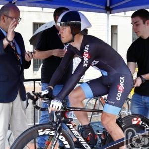 TUDETA-TUDETA (SPAGNA) – 1/a tappa Vuelta a Navarra 2018 (CRONO)