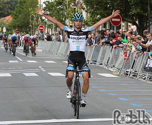 Vuelta al Bidasoa: Alessandro Covi lascia il segno a Orio