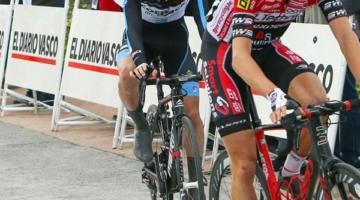 Davide Botta undicesimo nella prima tappa della Vuelta al Bidasoa