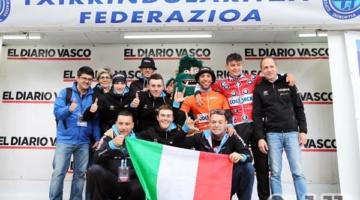 Vuelta al Bidasoa: Alessandro Covi vince anche l'ultima tappa. Il Team Colpack fa incetta di maglie