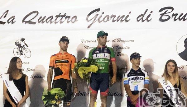 Lamon vince l'Omnium del Gp Brno.Zanoncello terzo a Brugnera