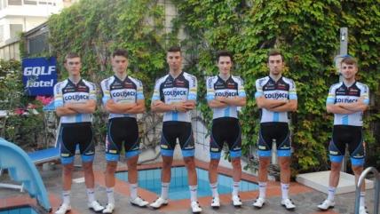 Team Colpack: inizia l'operazione Giro d'Italia Under 23