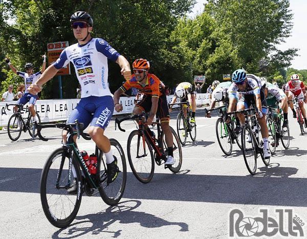 Francesco Lamon oro nella Madison a Mosca.Nicolas Dalla Valle terzo alla Pistoia-Fiorano