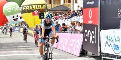Giro d'Italia U23: Covi unico italiano nella top 15 dopo il Maniva