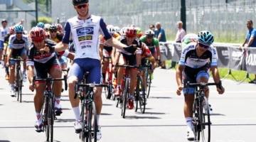 Secondo gradino del podio per Enrico Zanoncello all'Autodromo di Monza