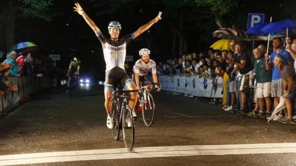 Filippo Rocchetti torna al successo, festa Team Colpack al 55° Trofeo Città di Brescia
