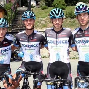 ANTAGNOD – CHAMPOLUC (AO) – 3/a tappa 55° Giro Ciclistico Valle d'Aosta