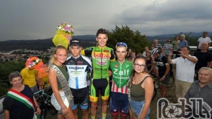 Il Team Colpack nel 2019 sarà Continental:Jakob Dorigoni il primo volto nuovo