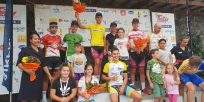 Riccardo Lucca diventa leader al Giro della Nuova Caledonia