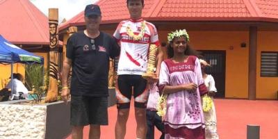 Lamon vince in pista a Grenchen.Lucca miglior giovane al Giro di Nuova Caledonia