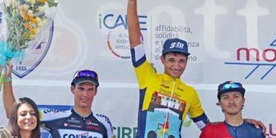 Baccio, Colnaghi, Duranti e Garavaglia:quattro rinforzi italiani per il Team Colpack 2019