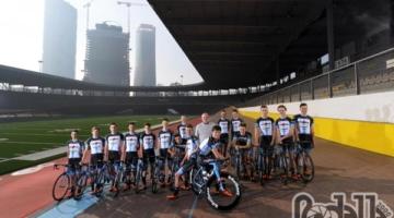 Team Colpack: è l'ora del debutto in Francia per l'Etoile de Bessèges