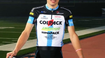 Team Colpack: buon debutto all'Etoile de Bessèges