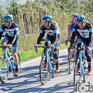 RICCIONE-SOGLIANO AL RUBICONE (FC) – 2/a tappa Settimana Coppi e Bartali 2019