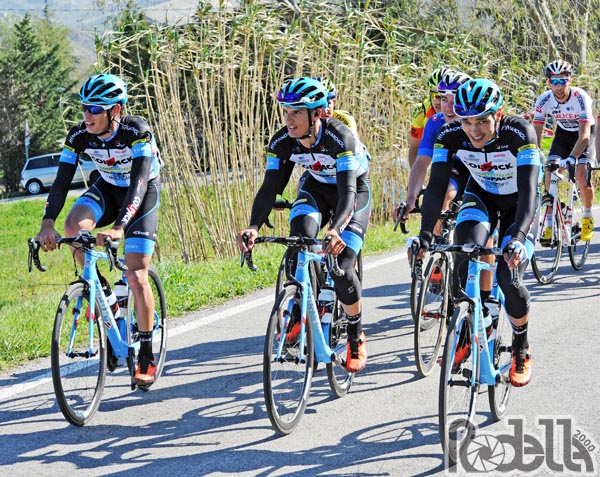 Team Colpack: weekend tra Ardenne, Fiandre e Italia