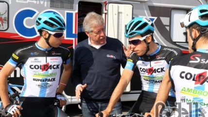 Larciano e Pianzano nei programmi del Team Colpack